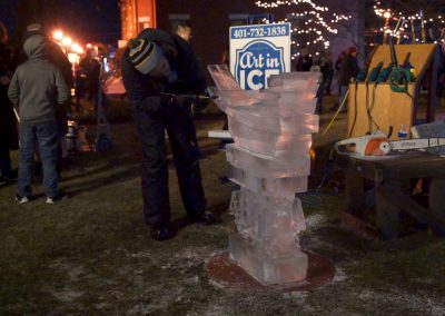 Ice Sculptor New Hope 2